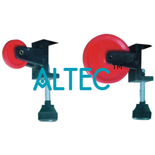 Pulley Bench Clamp Fitting, Physics ALTECEDULABA0044, Laboratory