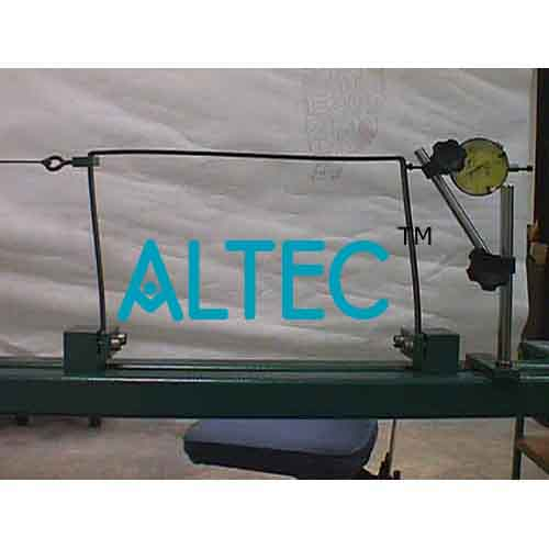 Deformation of Frames ALABS-A169-021, Laboratory Equipments